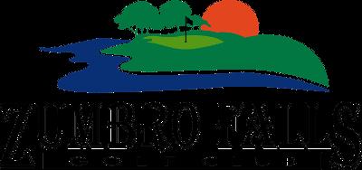Zumbro Falls Golf Club Logo